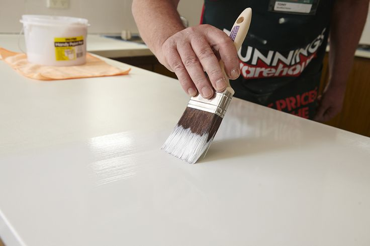 How to Paint a Laminate Benchtop, Step-by-Step Guide
