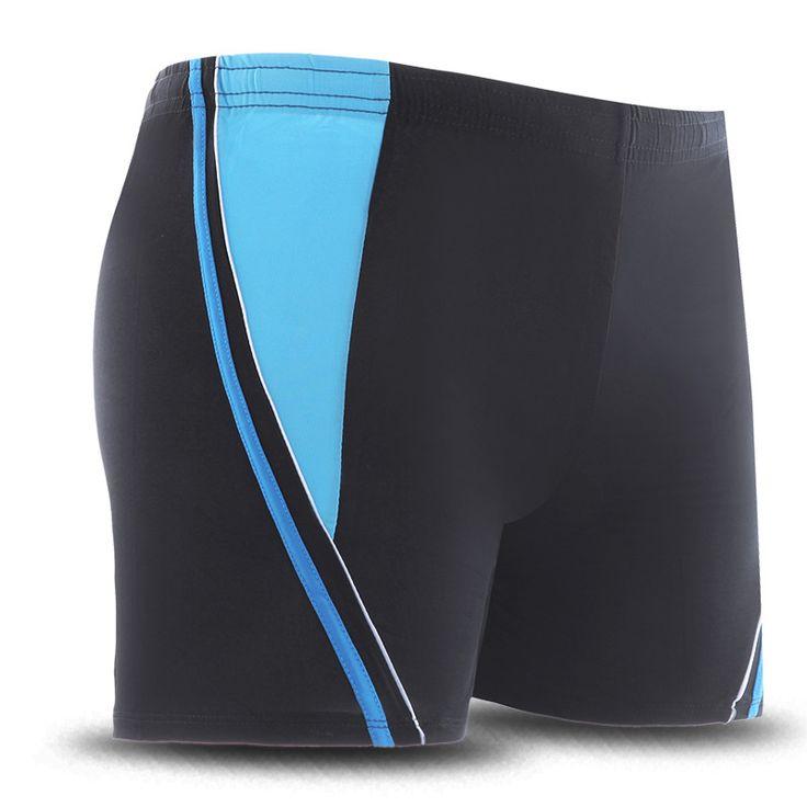 Розничная мужской лоскутное плавки сексуальные Swimmsuit мужчин 2016 мальчик боксеры zwembroek человек большой размер xl, Xxl, 3xl, 4XL
