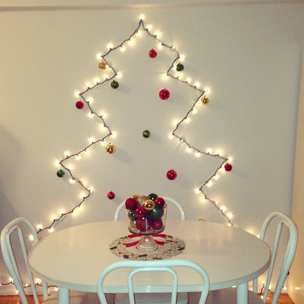 31 Best Images About Holiday Decorating For Apartments On