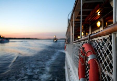 Take the steamboat to the Stockholm archipelago