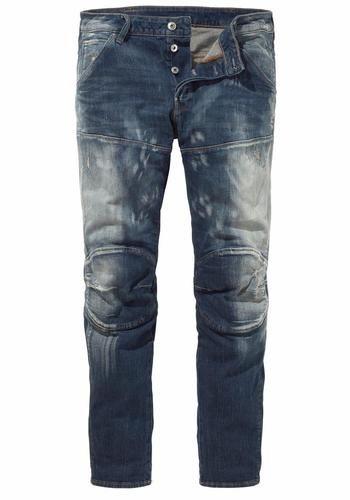 #G-STAR #RAW #Herren #G-Star #Slim-fit-Jeans #»5620 #3D #Slim« #blau