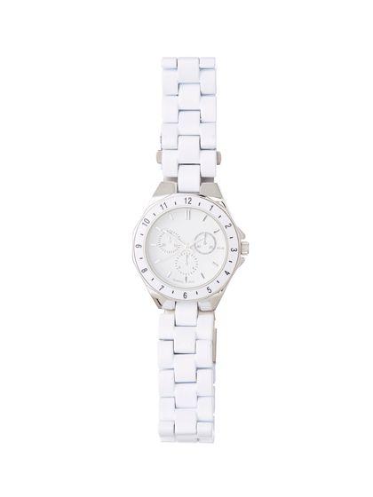 White watch from Portmans.   #watch #portmans