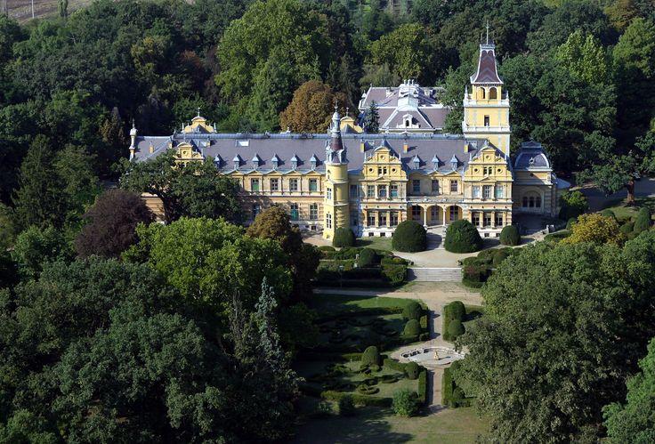 A szabadkígyósi Wenckheim-kastély - Az Alföld legpompásabb kastélya - A…