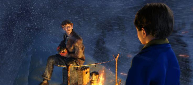 Expresul polar (2004)