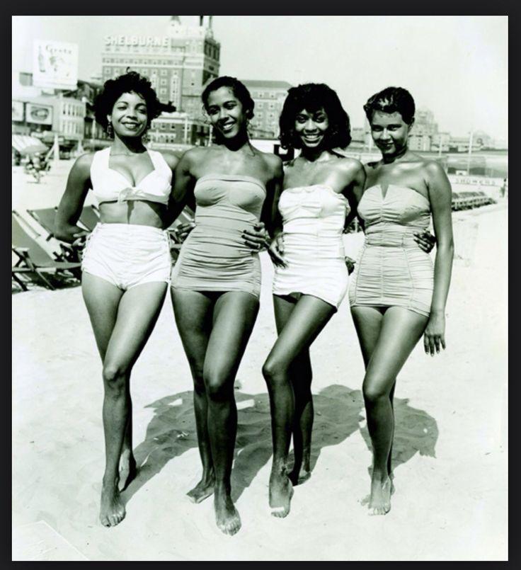 Black beauties , 60's