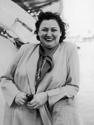Nancy Wake was an Australian living in France when the country surrendered to the Germans in 1940, Ms Wake helped people escape to Spain before she fled to Britain in 1943 when the Gestapo came after her.    Trained there, she was parachuted back into France by the British to organise the resistance ahead of D-Day.