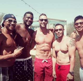 Ladies, Here's Kliff Kingsbury Shirtless | FOX Sports
