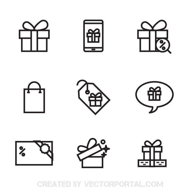 35++ Gift box clipart vector ideas