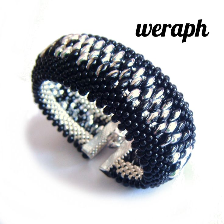 217 besten Bead Crochet Bilder auf Pinterest | Perlenschmuck ...