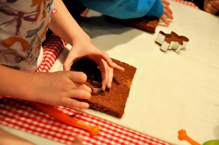 Atelier pain d'épices