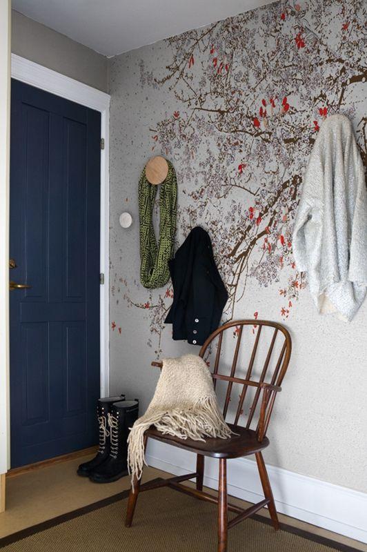 Momo - wallpaper Wall & Decó