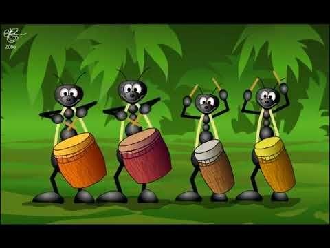 African Ants Congratulations eCard -