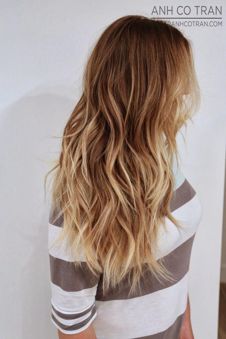 Blond naturel