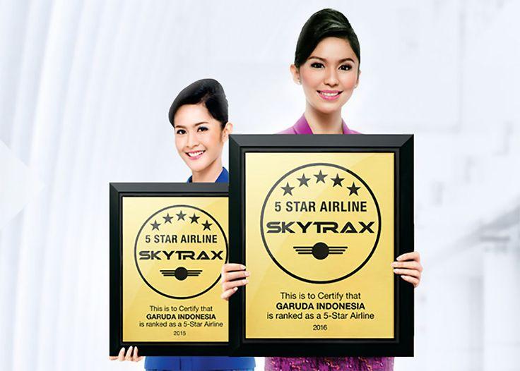 これは絶対に乗りたい! ガルーダ・インドネシア航空が「快適な航空会社ランキング」第一位に輝く