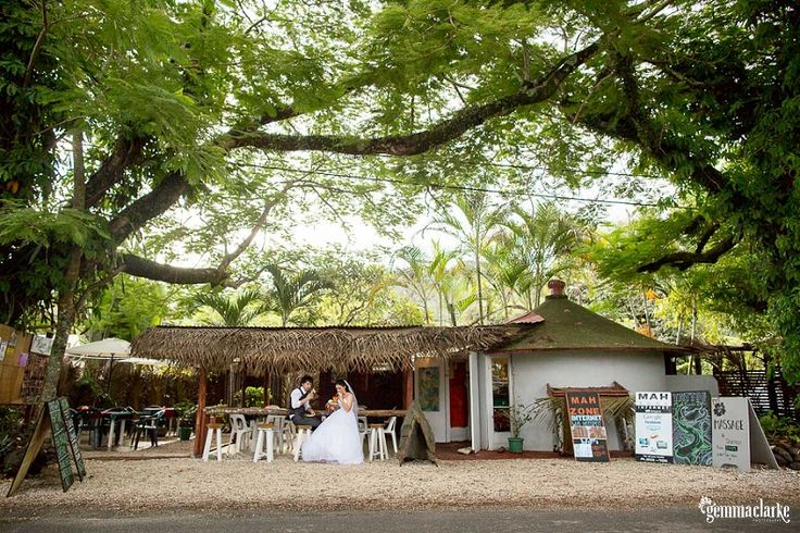 Natalie and Alex get Married in the Cook Islands – Pacific Resort, Rarotonga