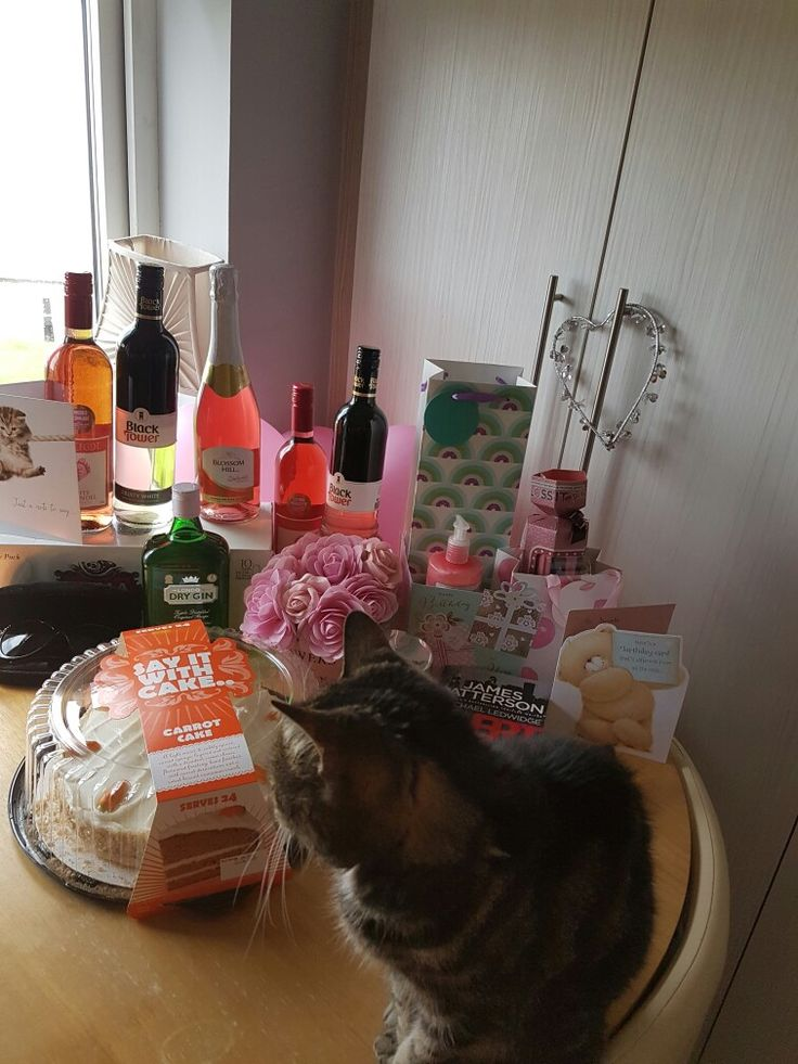 My birthday .