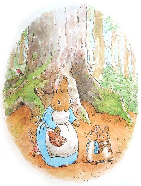 Миссис Кролик запретила Питеру и Бенджамину Банни ходить туда.   – На ярмарки ходят только лентяи и проныры, – сказала она, – Вместо этого лучше помогите кузену Люпину собрать чернику. Захватывающее приключение кролика Питера - Эмма Томпсон