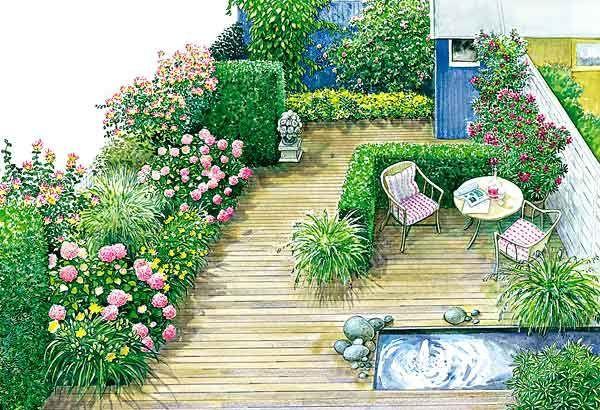 Vorgarten Vor Nachher Mein Schoner Garten Vorgarten Mediterrane Gartengestaltung Garten