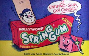 Spring Gum - Années 80