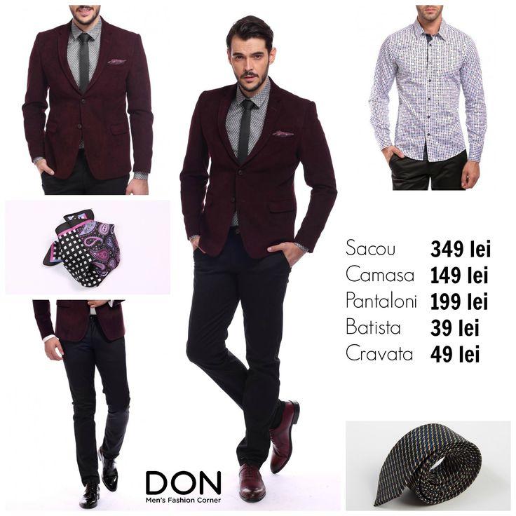 SHOP THE LOOK - 707 lei don-men.com #donmen #shoponline #donstyle