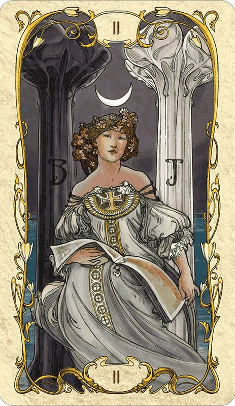 High Priestess Full Colorful Deck Major Stock Illustration: 1000+ Images About Tarot Art