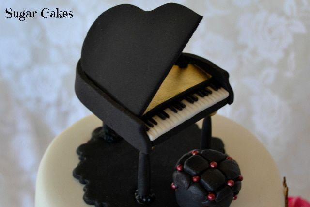 Handmade piano