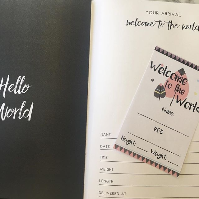 The perfect way to introduce your little one!   #belleandgraceboutique #babyshowergift #babygift #modernbaby #minimalistbaby #monochromebaby #modernmum #floral #minimalist #monochrome #babymemorybook #babyjournal #monochromebabybook #floral #tribal #keepsake #modernbabybook #babybook #letthembelittle #babyflatlay #mumlife #shopsmall #babykeepsake #pregancybook #pregnancyjournal #milestones #milestonebook #supportsmallbusiness #mumlife #babiesofinstagram