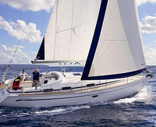 Bavaria 37 Cruiser  This yacht is for 8 people = 3 cabins for 6 people + saloon sofa for 2 people  *Images are provided by the boat manufacturer and are only a representation.