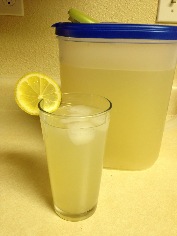 How to Make Green Tea Lemonade....just Like Starbucks!