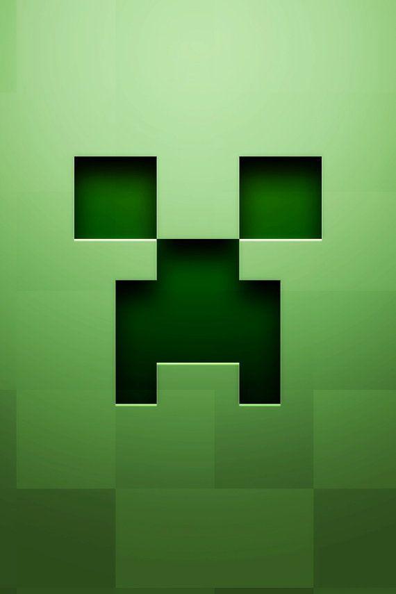 Minecraft A4 Poster Minecraft Poster by AdamsArtApocalypse on Etsy, £3.99