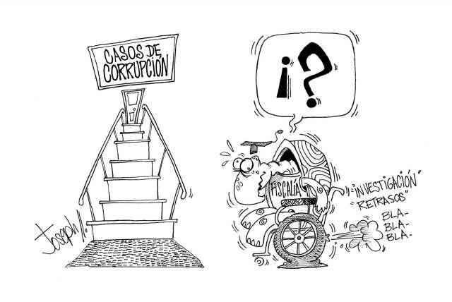 Bueno Seria Darle Ayuda Internacional Infiltrados Caricaturas