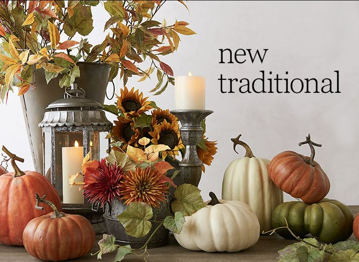 Pumpkin Shop | Pottery Barn