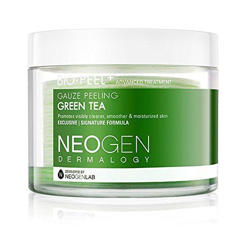 2017 New Version Neogen Dermalogy Bio-Peel Gauze Peeling 200ml, 30 pads each Pack / Made in Korea An express skin-resurfacing & peeling treatment Contains green tea extracts which be a help to pore tightening, skin whitening, skin, refreshing, anti-freckle. https://skincare.boutiquecloset.com/product/2017-new-version-neogen-dermalogy-bio-peel-gauze-peeling/ #Skinwhiteningproducts