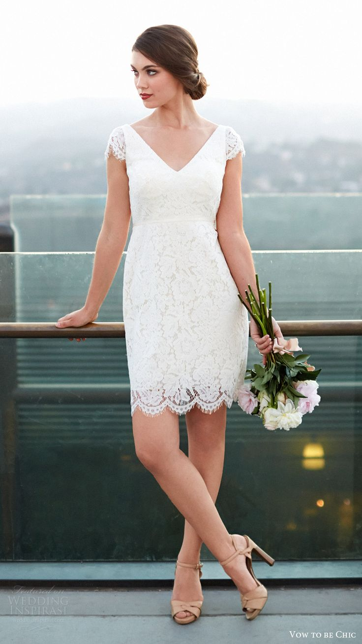 bridesmaid trend report 2016 featuring vow to be chic designer bridesmaid little white dresses