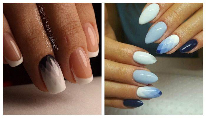 Маникюр омбре 24: модный дизайн ногтей (24 фото) | ногти ...