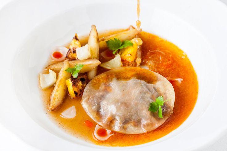 Pierrot http://pierrot.hu/ | Food tér #budapest #restaurant #pierrot #design #food