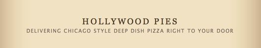 The Mysterious Hollywood Pies Brings Chicago-Style Deep-Dish Pizza to LA, Food Truck Launching in Two Weeks