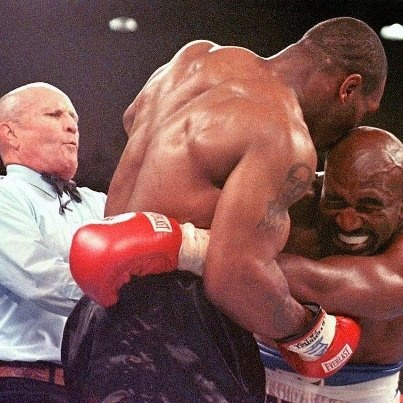 Holyfield x Tyson II  - The Sound and the Fury - June 28, 1997