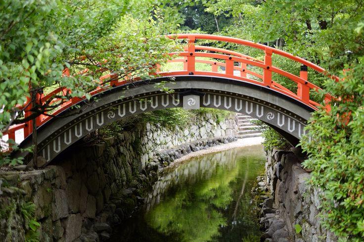 下鴨神社・輪橋
