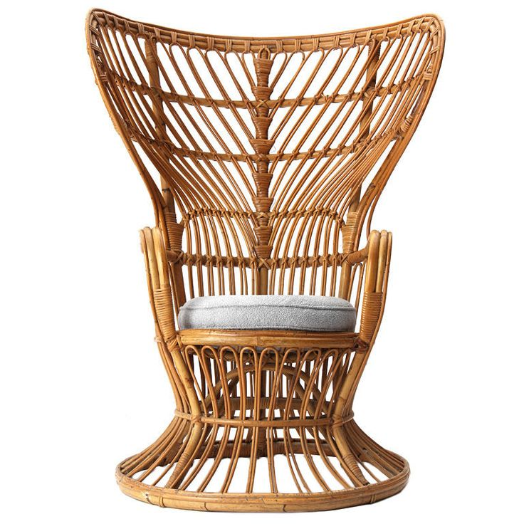 becca stool bamboo furniture modern bamboo. High Back Chair By Gio Ponti Italy 1950\u0027s Bamboo High-back Lounge Designed Becca Stool Furniture Modern ,