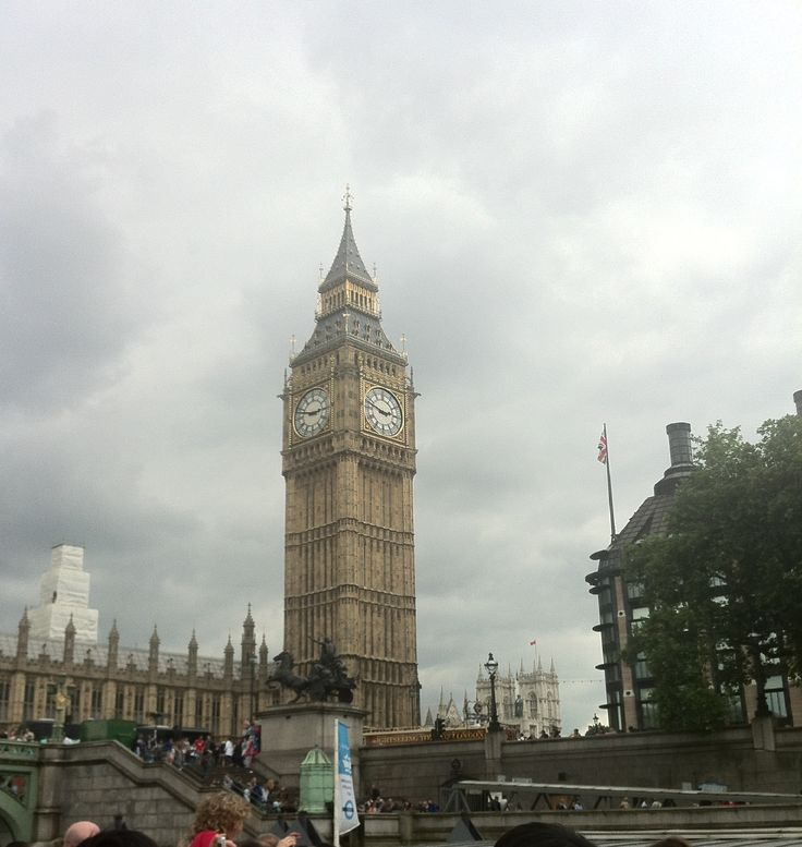 The Big Ben, London http://thesaltybloom.blogspot.it