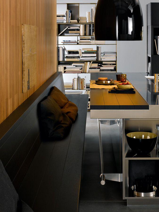 #Kitchen Artusi #Arclinea #Design #Interiordesign