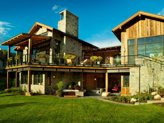 233 best Architecture images on Pinterest Mountain homes