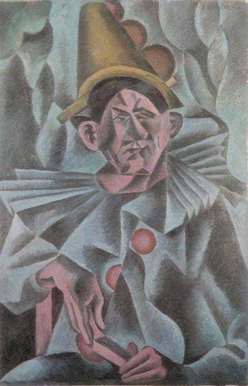 Pierot - Bohumil Kubišta   ARTMUSEUM.CZ