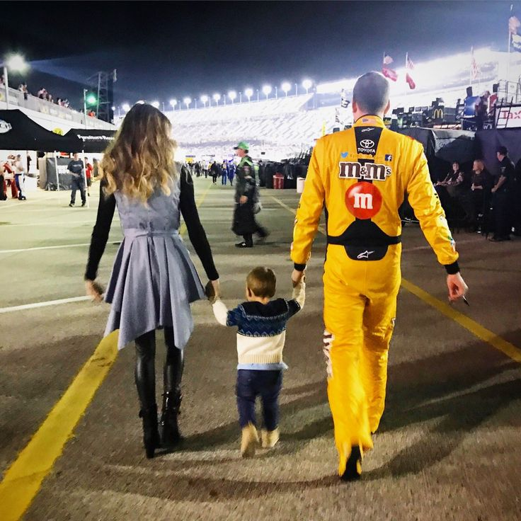 Busch family ready for 2017