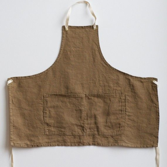 French linen apron - good enough quality to last me the rest of my life!