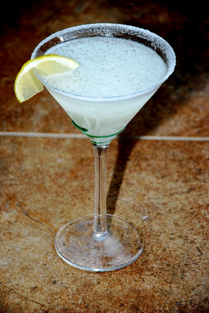 Lemon Drop martini | Drinks | Pinterest