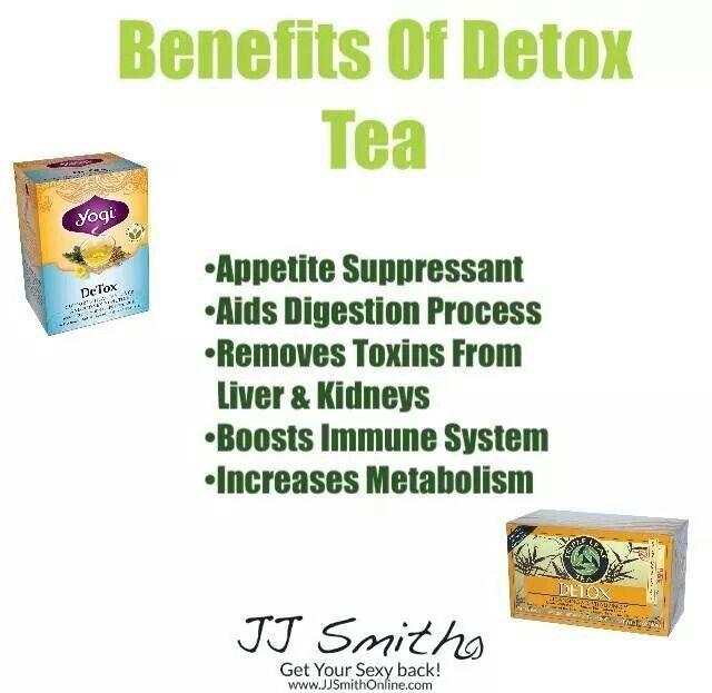 Detox Tea | JJ Smith 10 day Smoothie Cleanse | Smoothie cleanse, Smoothies,  Green smoothie cleanse