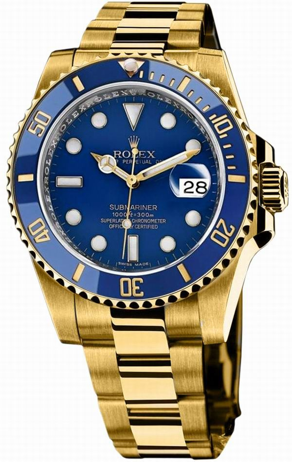 Rolex gold sport models; $29,000–$50,000 #Rolex #gold