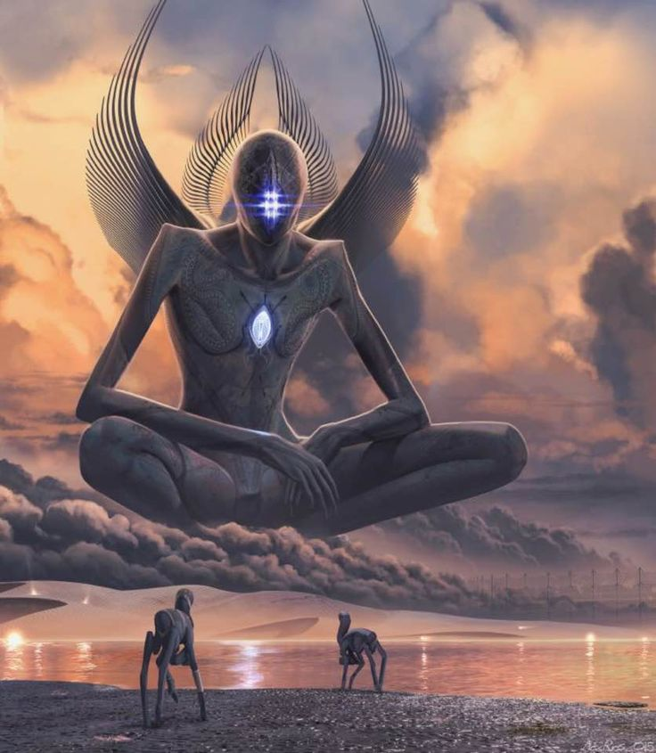 Your humanity is the lowest part of you. Do not worship it.  Master
